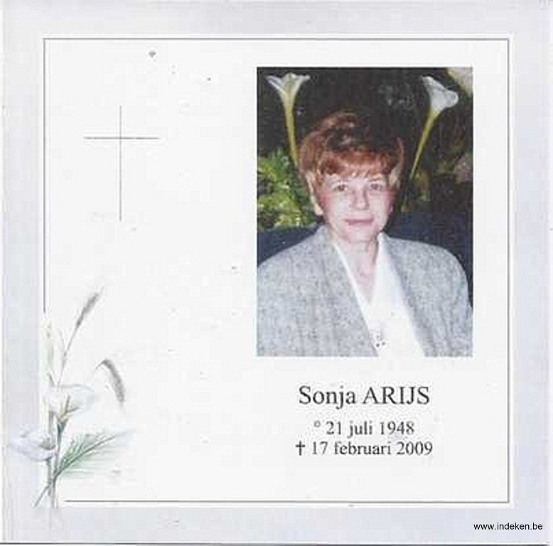 Sonja Arijs