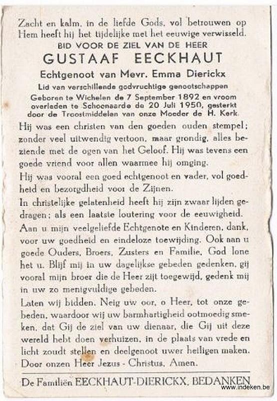 Gustaaf Eeckhaut