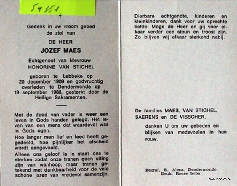 Jozef Maes