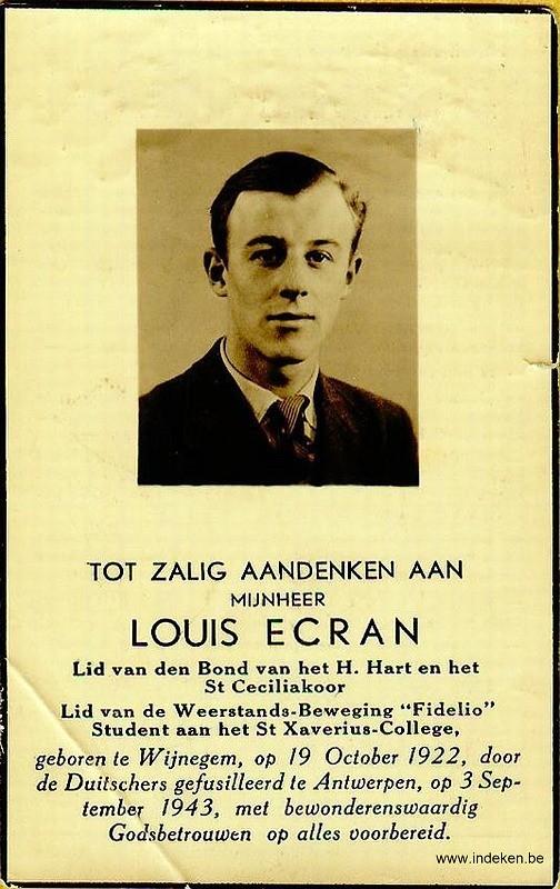 Louis Ecran