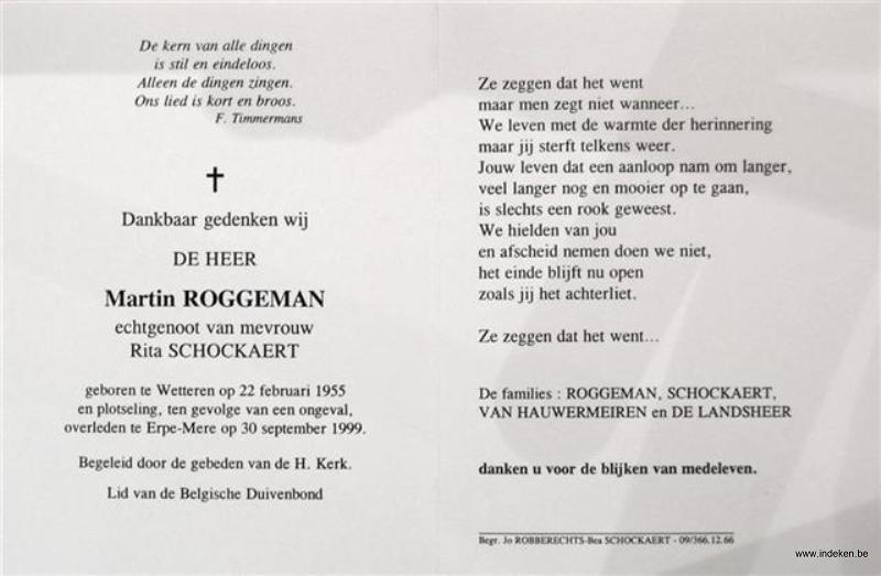 Martin Roggeman