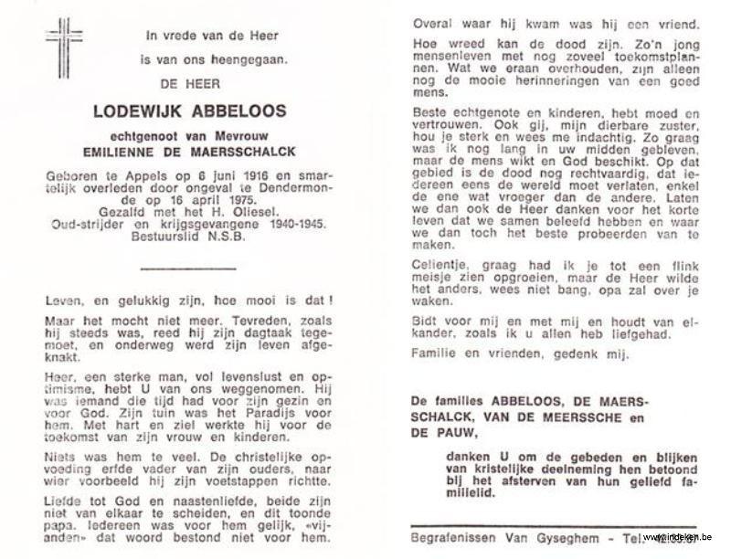 Lodewijk Abbeloos