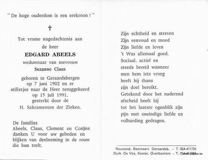 Edgard Abeels