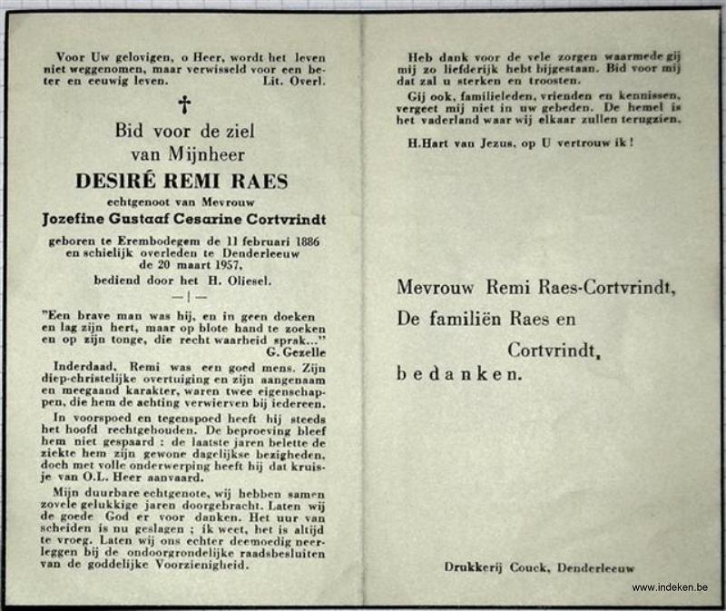 Desiderius Remigius Raes