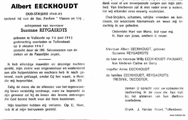 Albert Eeckhoudt