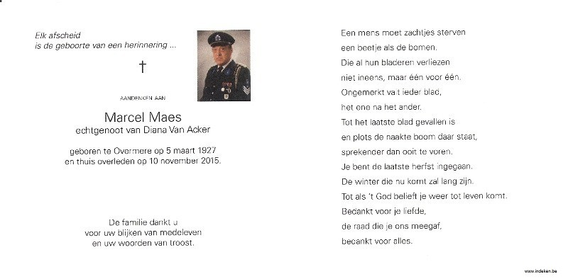 Marcel Maes