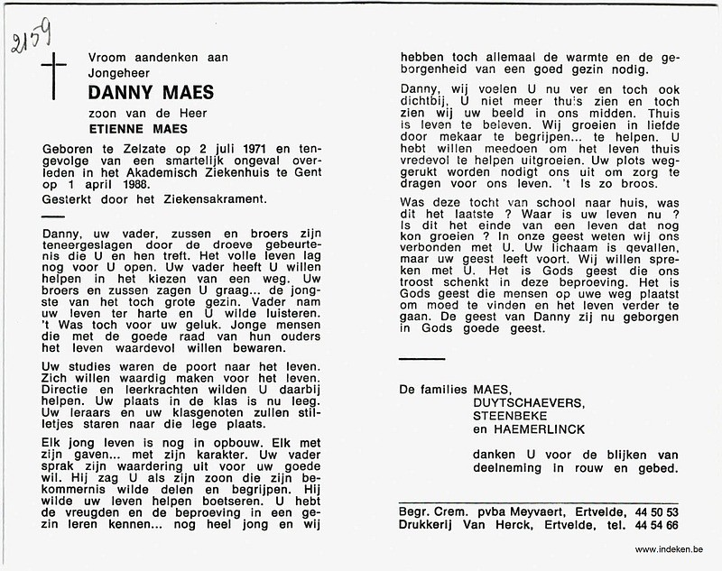 Danny Maes