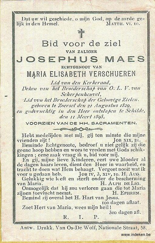 Josephus Maes
