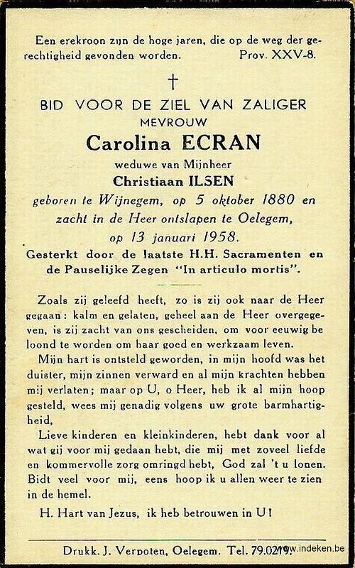 Carolina Ecran