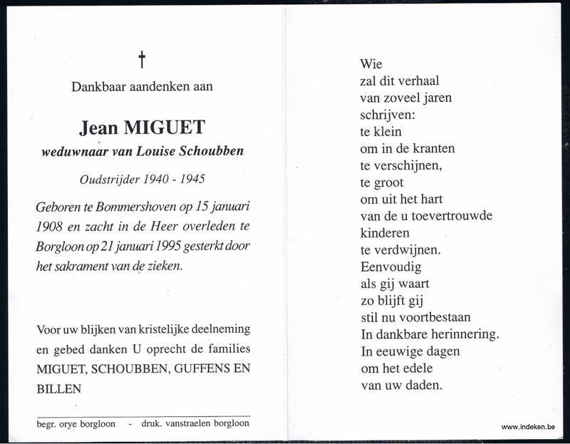 Jan Lambert Miguet