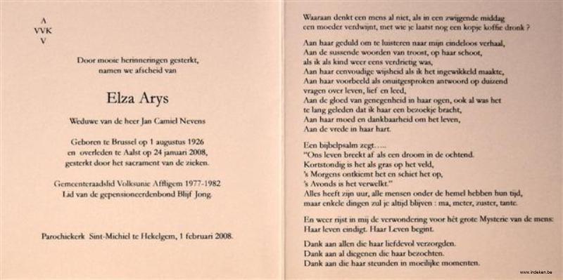 Elza Arys