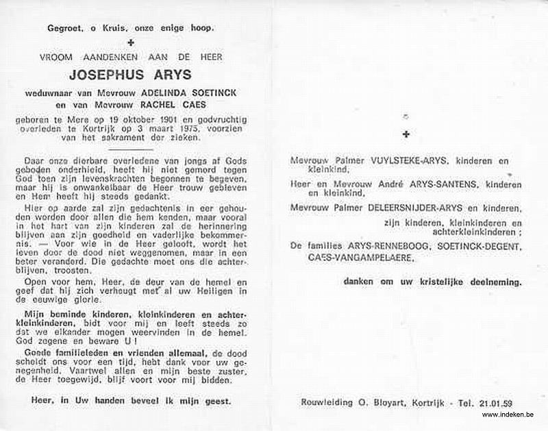 Josephus Arys