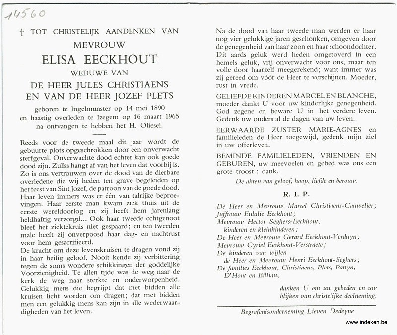 Elisa Irma eeckhout