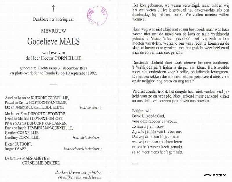 Godelieve Maes