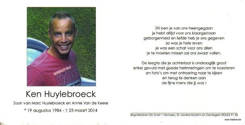 Ken Huylebroeck