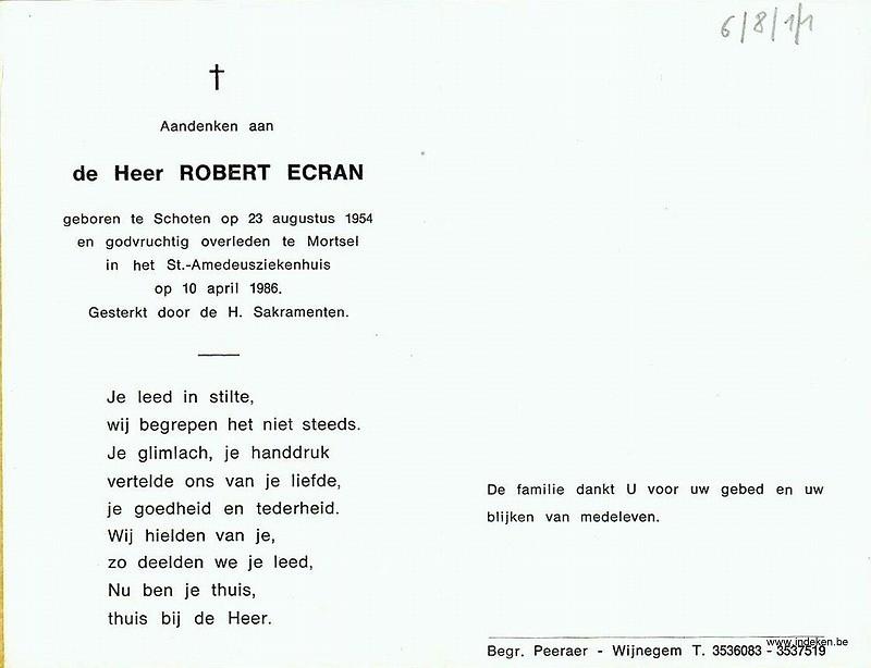 Robert Ecran