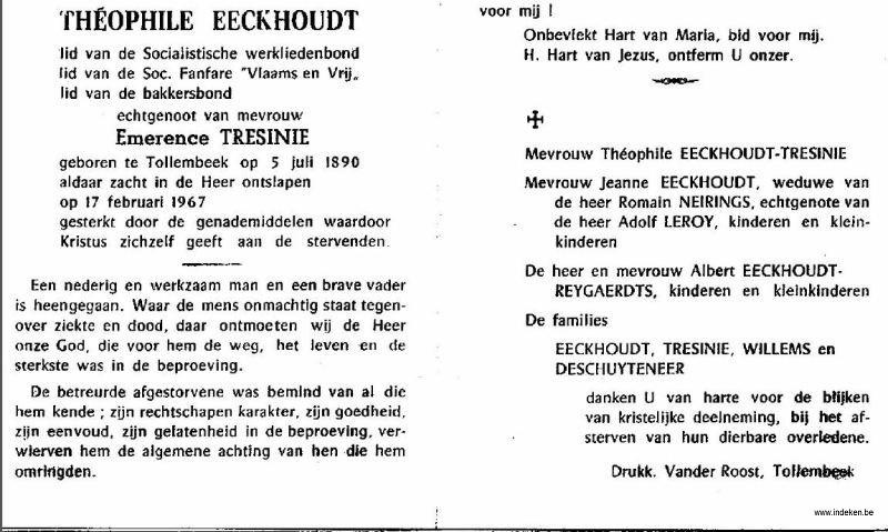 Theophile Eeckhoust