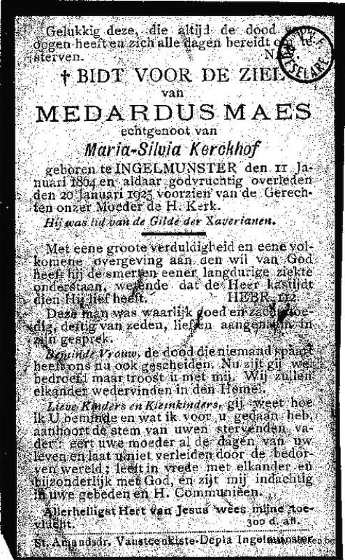 Medardus Maes