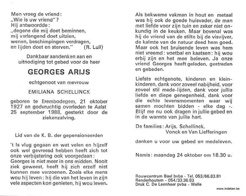 Georges Arijs