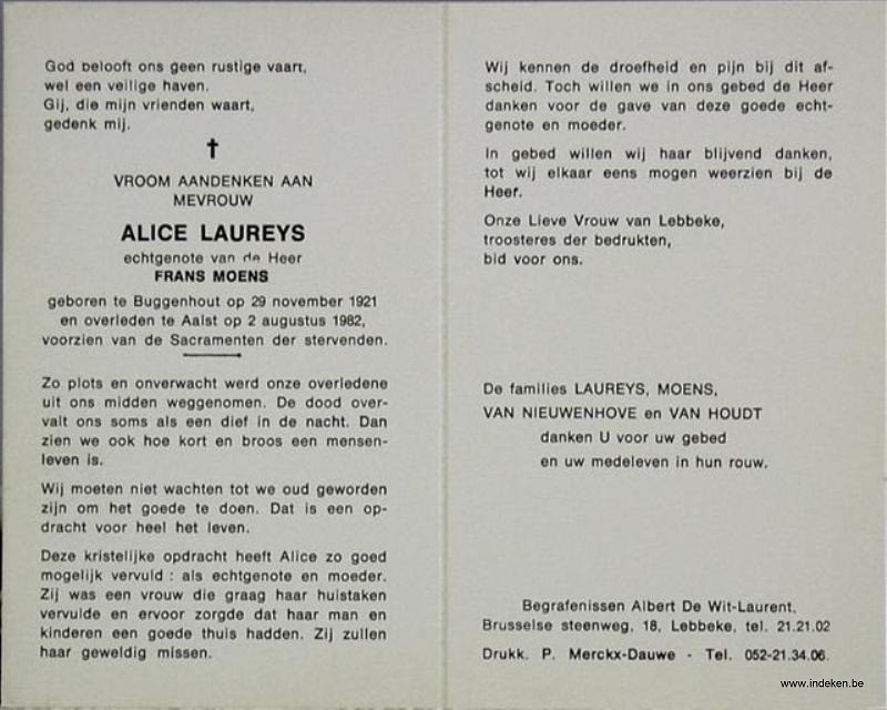 Alice Laureys