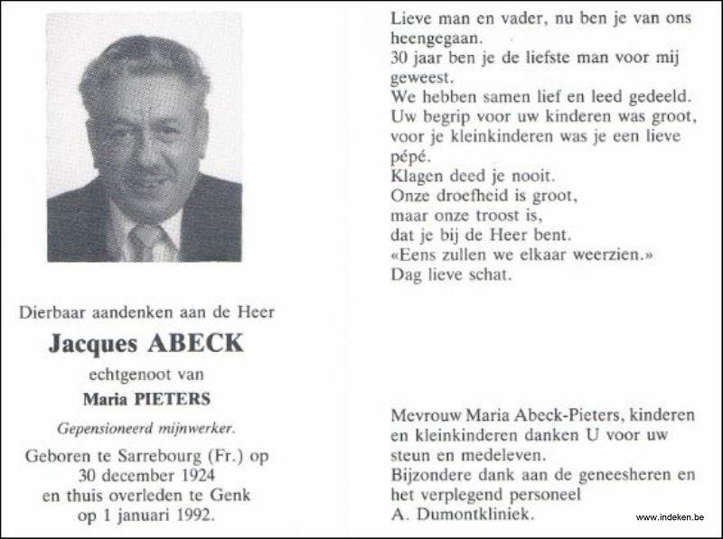 Jacques Abeck