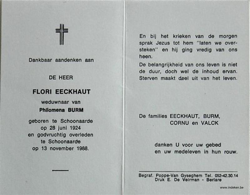 Flori Eeckhaut
