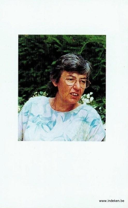 Rita Maria Josephina Maes