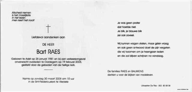 Bart Raes