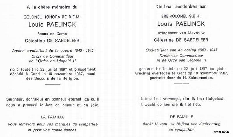 Louis Paelinck