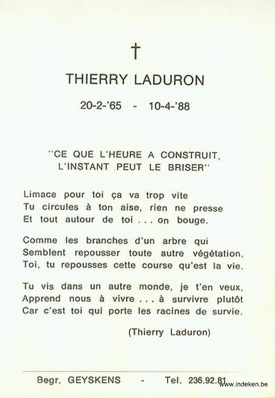 Thierry Laduron