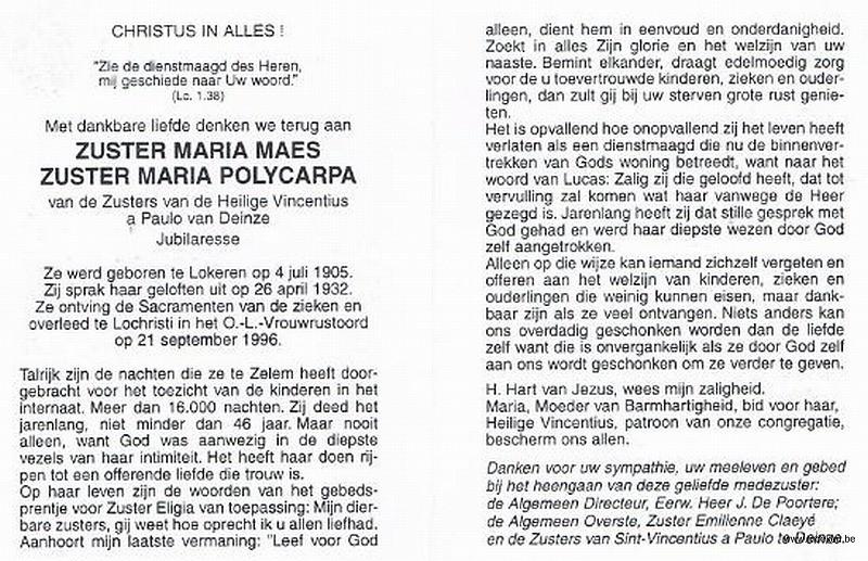 Maria Philomena Maes