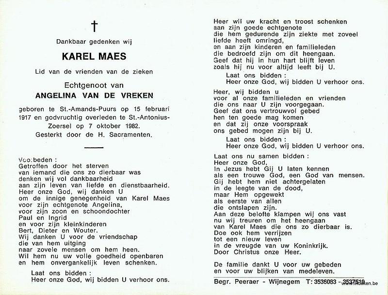 Karel Emiel Maes