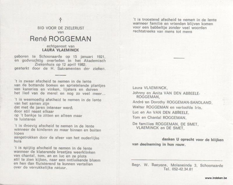 Rene Roggeman