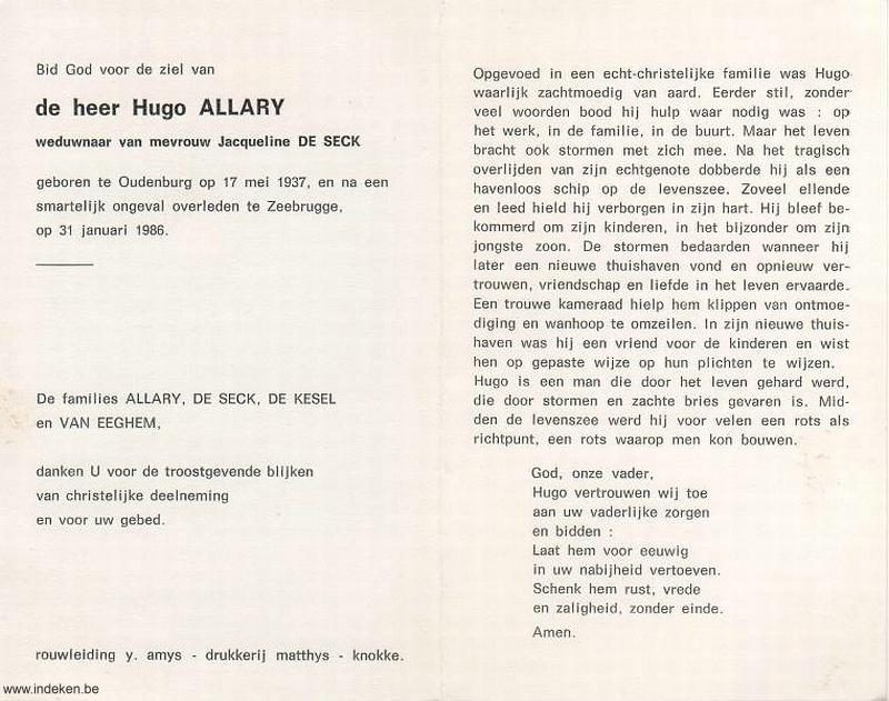 Hugo Allary