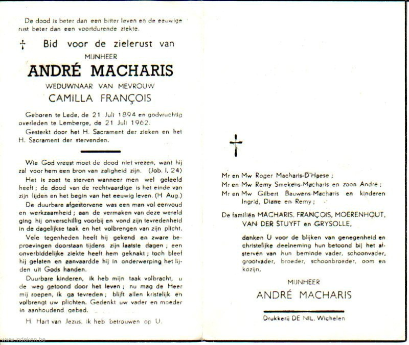 André Macharis