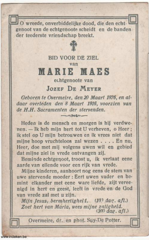Marie Maes
