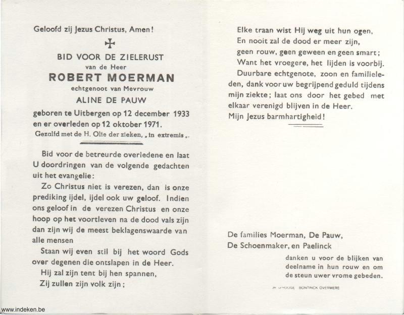 Robert Moerman