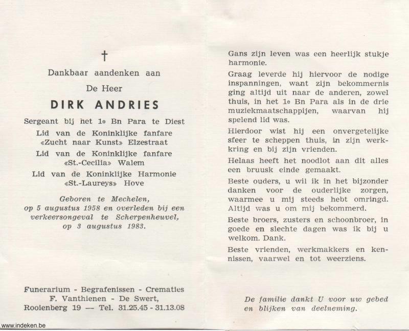 Dirk Andries