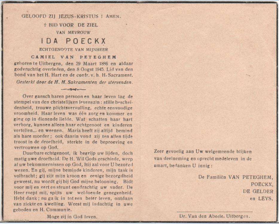 Ida Poeckx