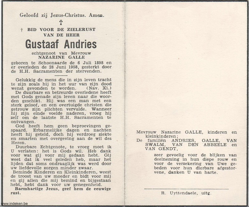 Gustaaf Andries
