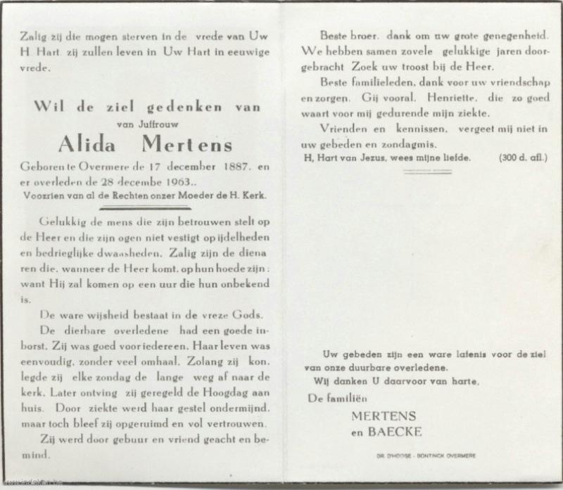 Alida Mertens
