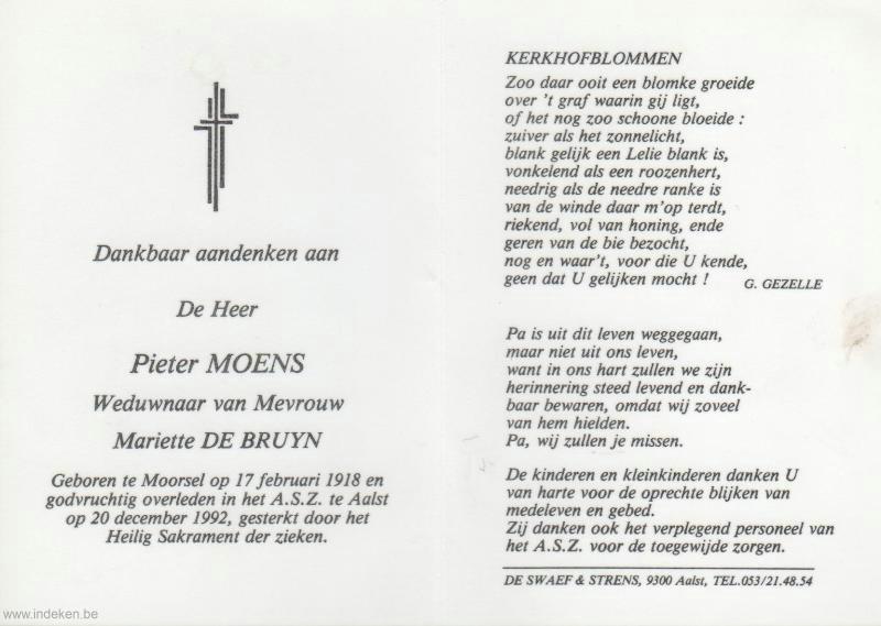 Pieter Moens