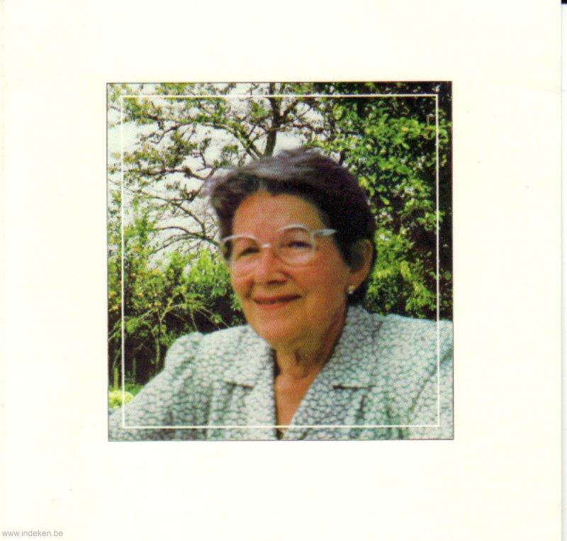 Madeleine Moereels