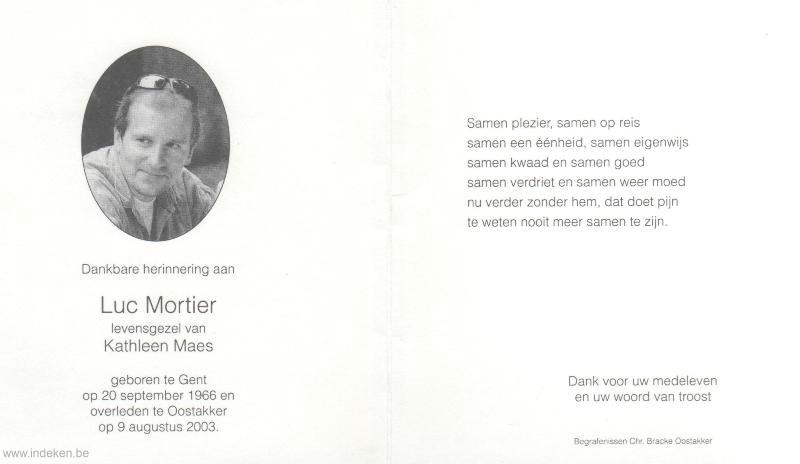 Luc Mortier
