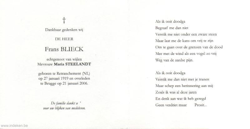Frans Blieck