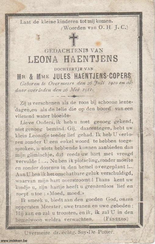 Leona Haentjens