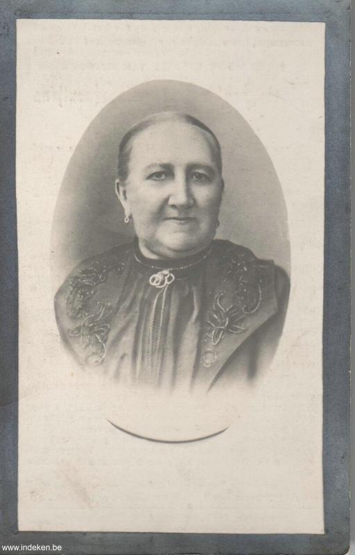 Maria Sophia Prudentia Haentjens