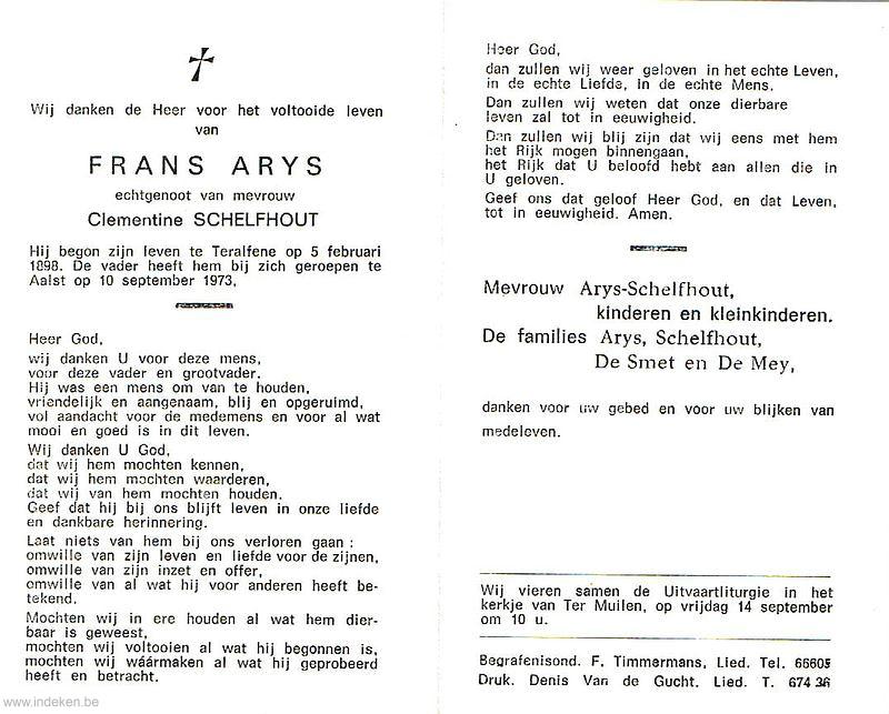 Frans Arys