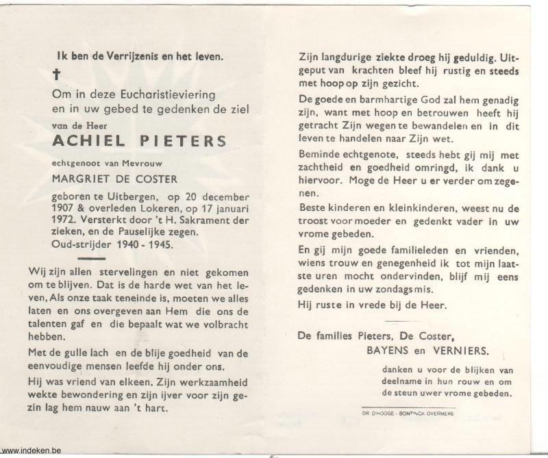 Petrus Achilles Pieters