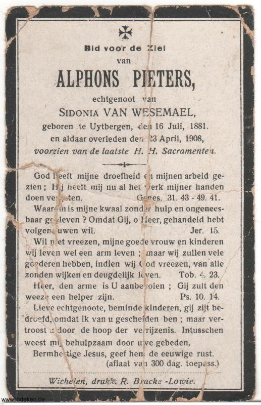 Alphons Pieters